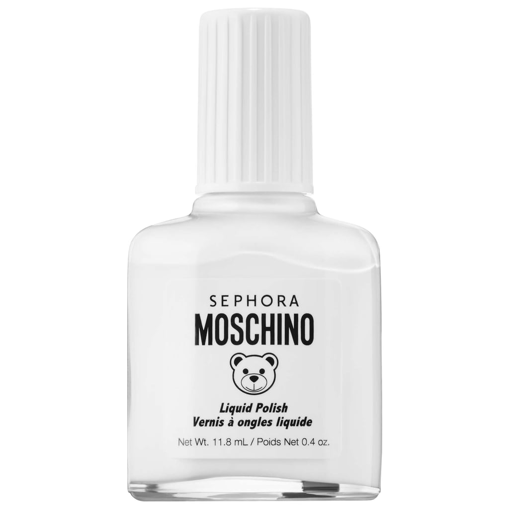 Moschino by Sephora Collection Whiteout Nail Polish
