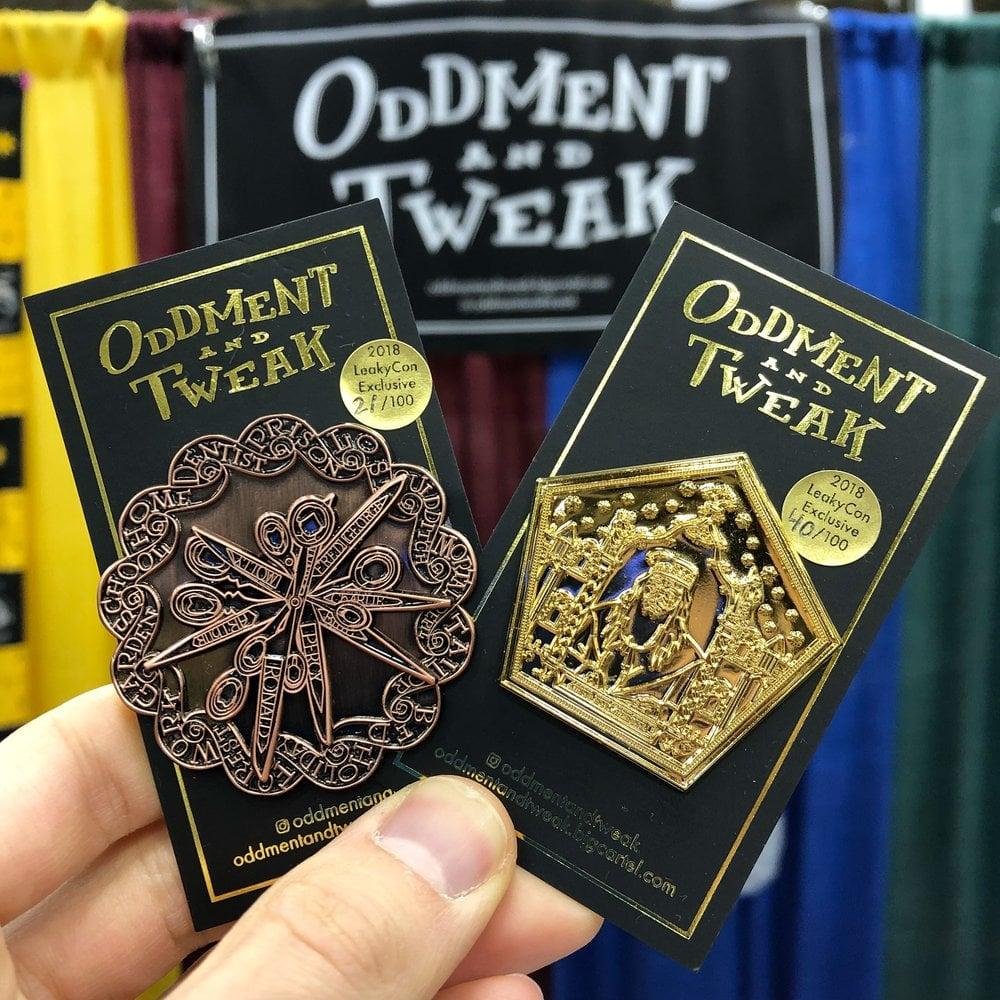 Limited Edition Enamel Pins