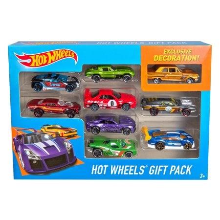 Hot Wheels 9-Pack