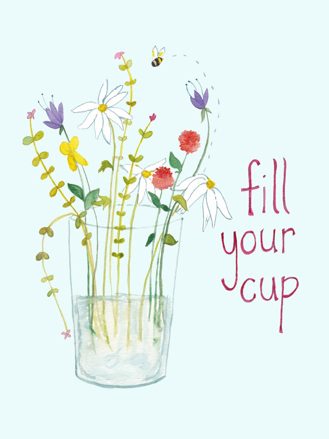 Fill your cup ($15)