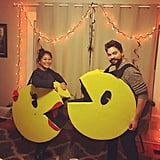 Pacman and Ms. Pacman