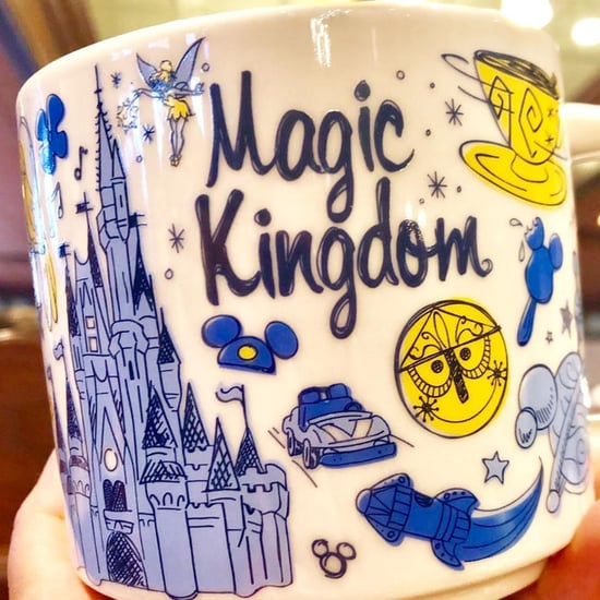 Starbucks Disney Been There Mug Collection 2019