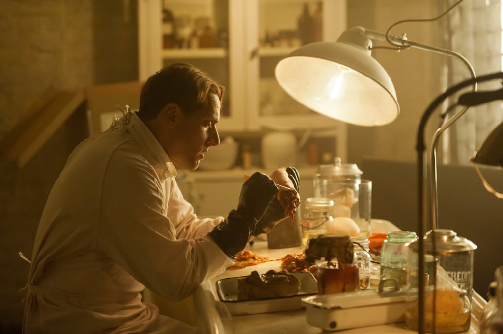 Matt Ross as Charles Montgomery in Season 1