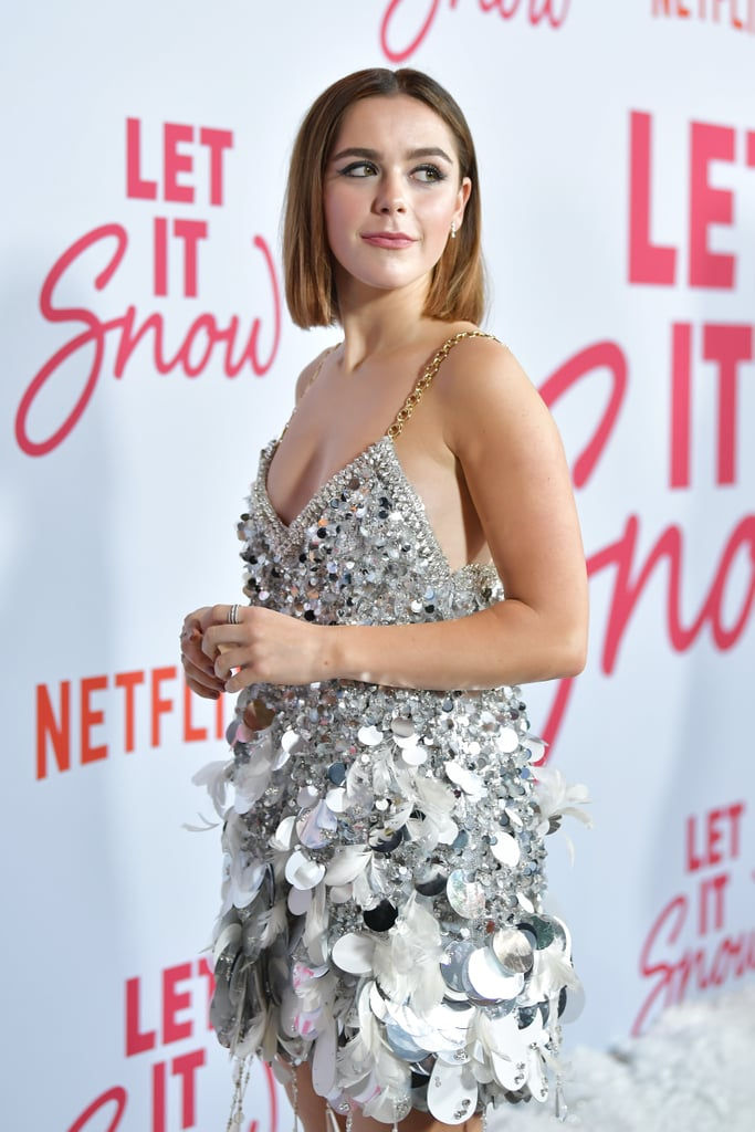 Kiernan Shipka at the Let It Snow Premiere