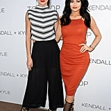 That's because Kendall and Kylie have their own Topshop line.