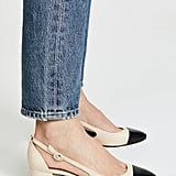 Sam Edelman Leah Cap-Toe Pumps