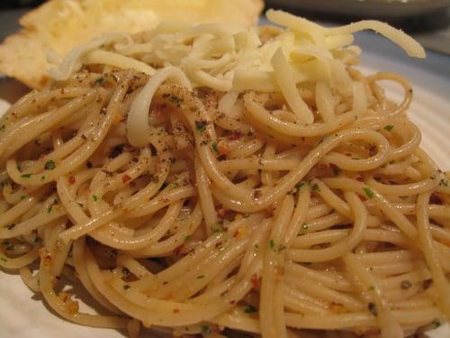 Walnut Sage Pesto Pasta