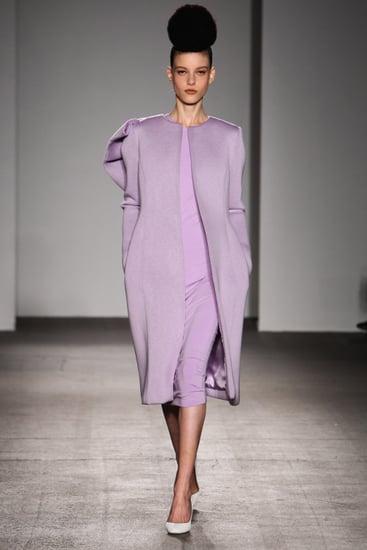 Fall 2011 New York Fashion Week: Isaac Mizrahi