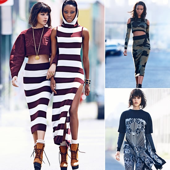 Rihanna Fall 2013 River Island Collection