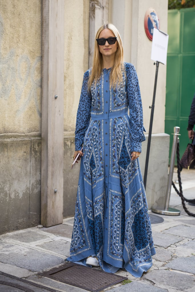 How to Wear a Maxi Dress | POPSUGAR Fashion UK