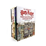 Harry Potter: The Illustrated Collection, Books 1-3