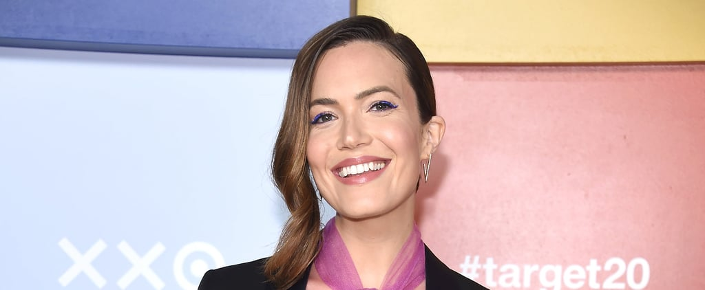 Mandy Moore's Throwback Photo of Backstreet Boys Tour Pass