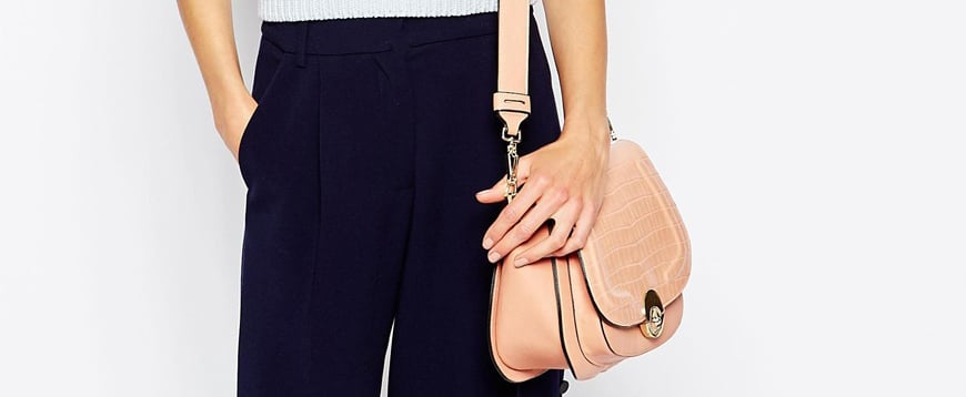 Spring Handbag Saddle Bag Trend