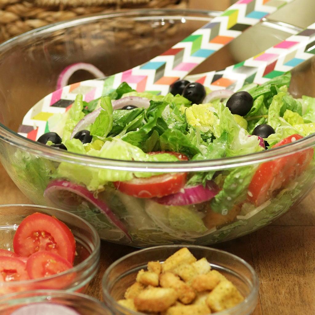 olive garden salad popsugar food - Garden Salad Recipe