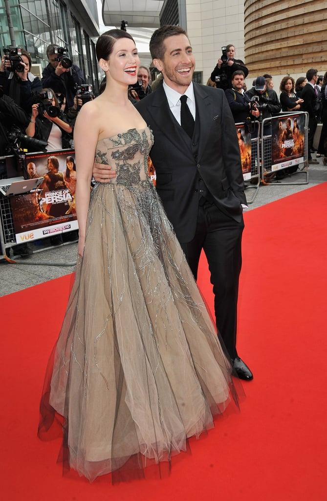 Pictures of Jake Gyllenhaal and Gemma Arterton at Prince of Persia London Premiere 2010-05-10 15:30:06