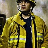 . . . and a Firefighter's Uniform