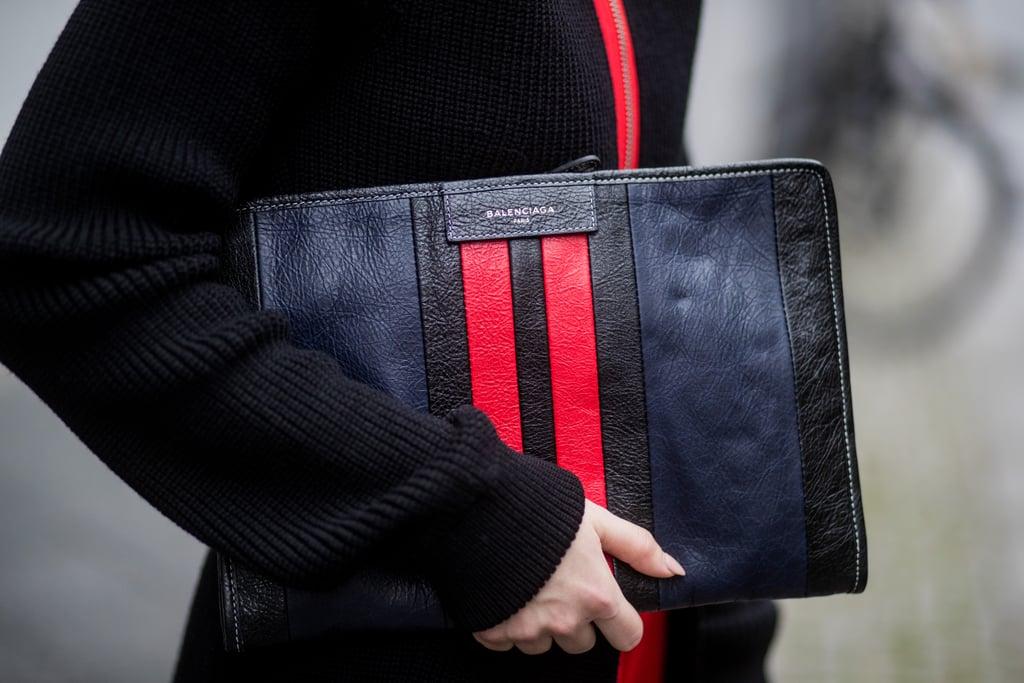dfcabe5b728d Racing Stripes   Bag Trends For Spring 2018   POPSUGAR Fashion Photo 40