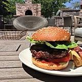 America's Test Kitchen's Burger