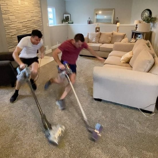 Funny Viral Video of Doing Chores Before Parents Get Home