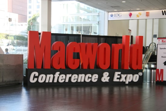 GeekSugar Explores Macworld and the iPhone