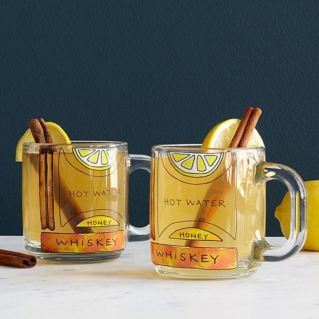 Hot Toddy Diagram Glassware