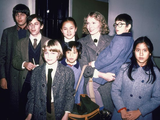 Thaddeus Is Not the First Child Mia Farrow Has Lost: Learn More About Her 14 Children
