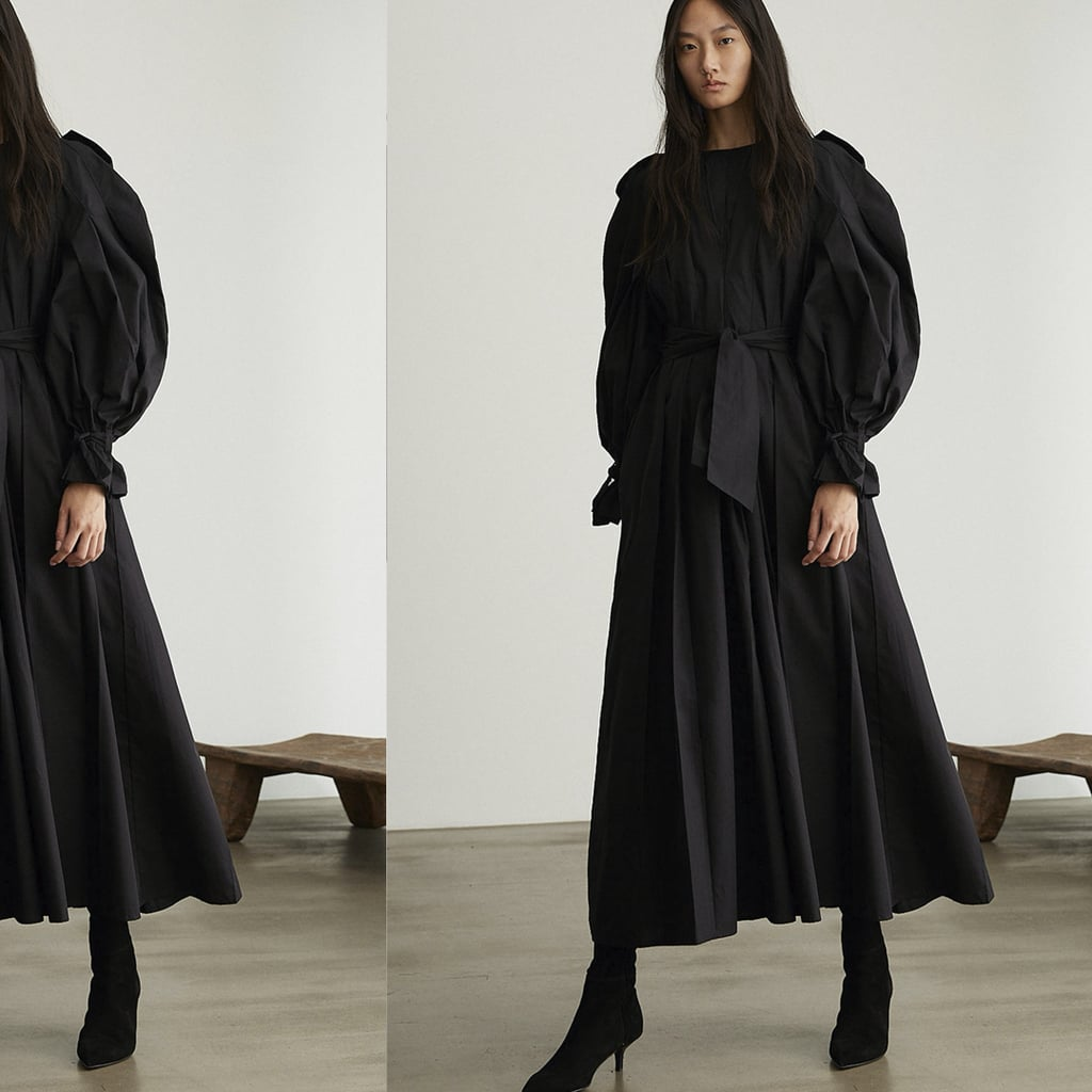 BITE Studios Organic Pleated Dress