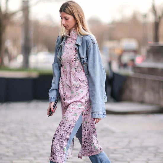 Street Style Popsugar Fashion