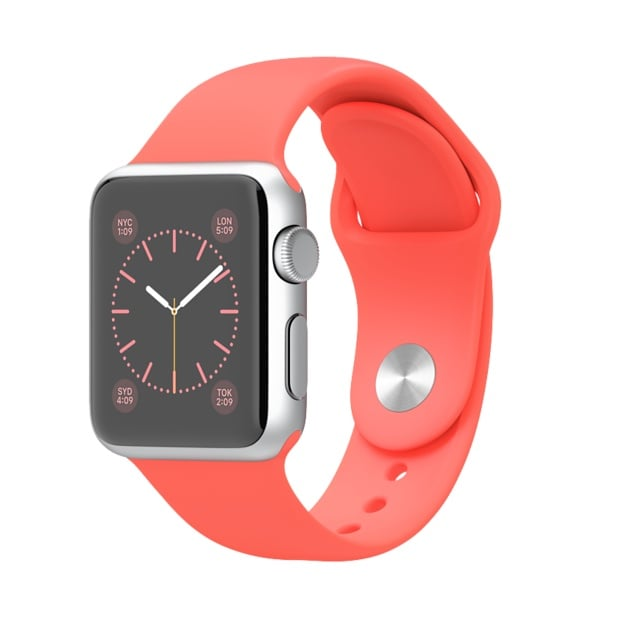 The Apple Watch Sport ($349, available in April) will help your mom stay connected no matter what she's doing. And the best child award goes to you!