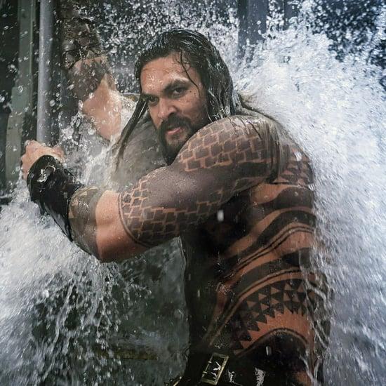 Jason Momoa Aquaman: POPSUGAR Celebrity Australia