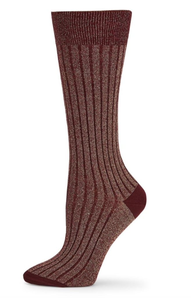 Prada Lurex Socks