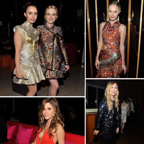 Kate Bosworth, Rachel Zoe and More Celebrate at the CFDA After Party