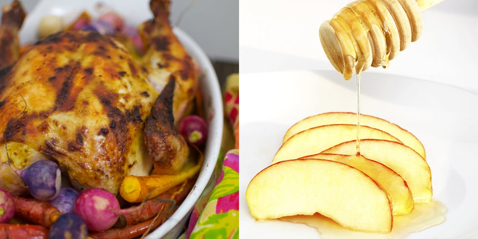 Healthy Rosh Hashanah Recipes