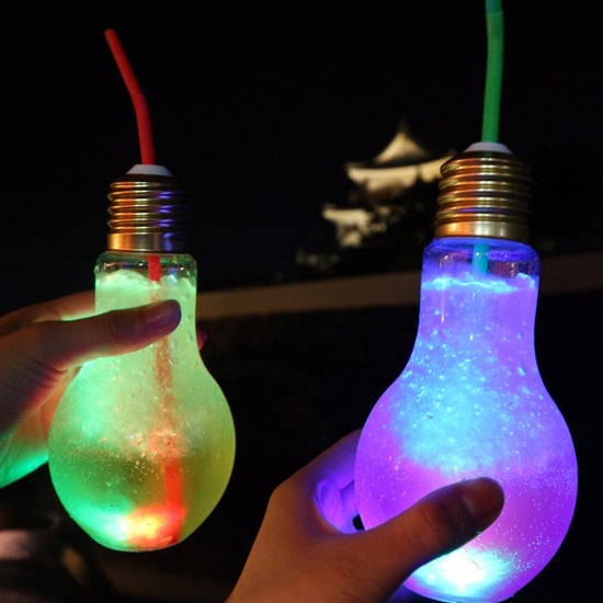 Light Bulb Drinks in Japan