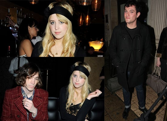 Photos Of Mathew Horne, Peaches Geldof and Max Drummey At PPQ Launch Party
