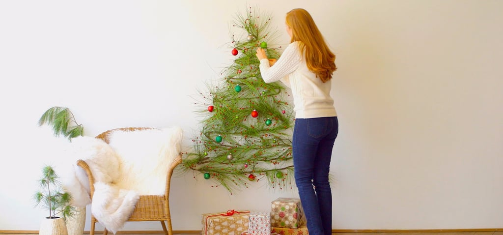 DIY Holiday Trees