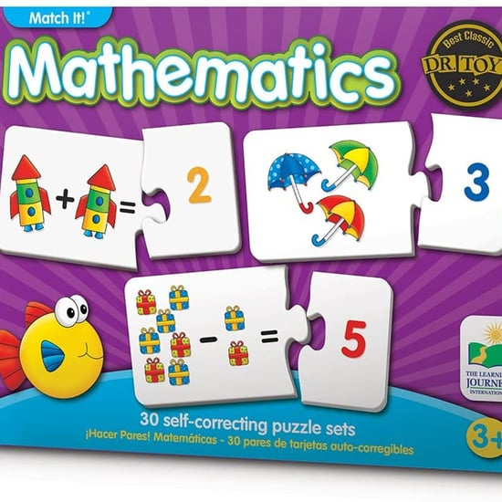 The Match It Mathematics Puzzle Helps My Kid Learn Math