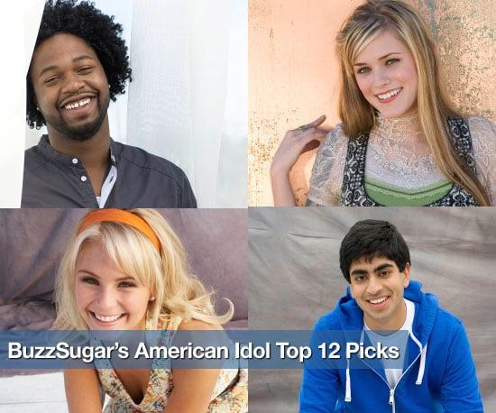 American Idol Predictions for Top 12