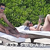Bikini-Clad Kate Upton Shows Off Her Curves in Cancun
