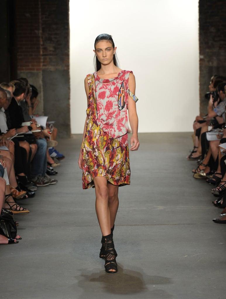 New York Fashion Week: Thakoon Spring 2010