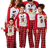 Mickey and Minnie Mouse Holiday Sleepwear