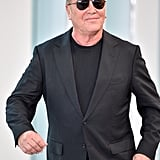 Micheal Kors on the runway at his Ready to Wear Spring/Summer 2019 fashion show during New York Fashion Week