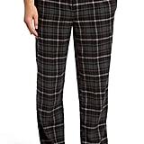New Look Blue Check Print Pyjama Bottoms