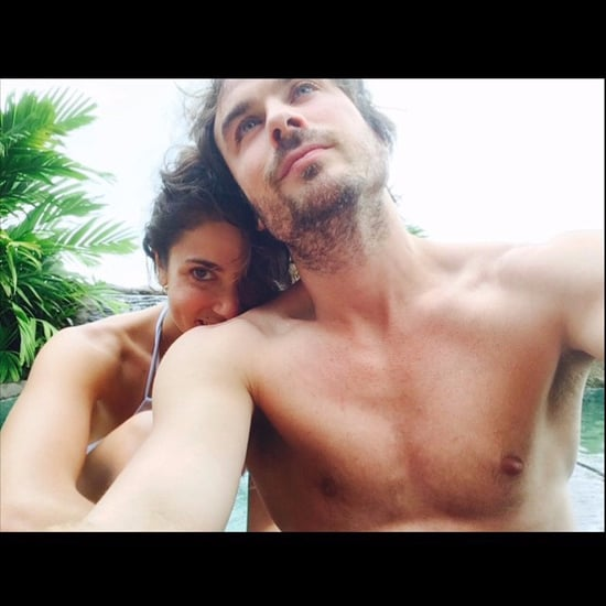 Ian Somerhalder Thanks Nikki Reed in Shirtless Instagram Pic