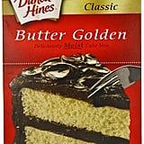 Duncan Hines Classic Butter Golden Cake