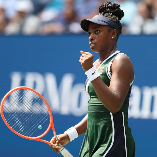 Sloane Stephens on the Importance of Mental Health