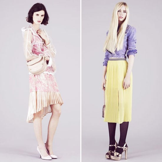 We're Loving the Pretty Pastels From Topshop's Latest Spring Collection