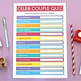 Celeb Couple Quiz