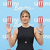 Jennifer Aniston at Giffoni Film Festival 2016 | Pictures