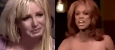 Tyra  Rips Britney A New One